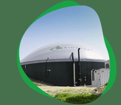 'биореактор','биогазовая установка','Biogest','біогазова установка'
