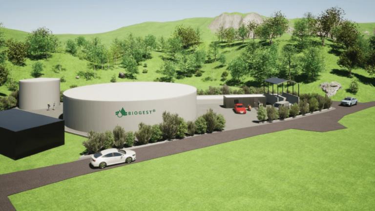 Biogest збудує біогазовий завод у Південній Кореї