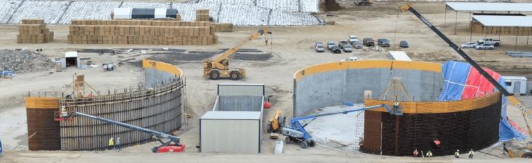 Biogest будує біогазовий завод у США