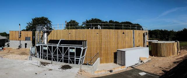 биогаз, биогазовая установка,проектирование и строительство,Biogest
