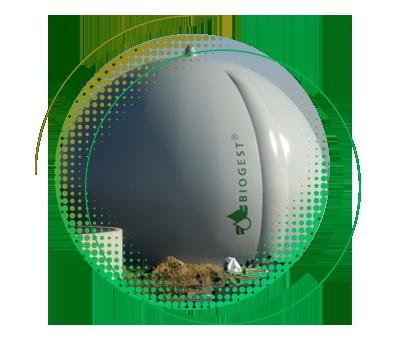 'газгольдер', 'биогаз'